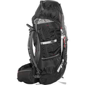 CAMPZ Mountain Pro Backpack 42+10l black